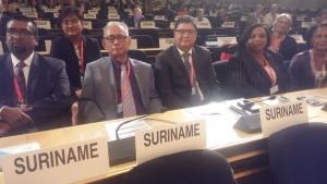 1Surinaamse delegatie op conferentie van Internationale Arbeidsorganisatie2