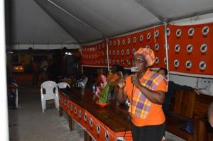 Mildred Pinas, coordinator van VHP Maretraiteproject