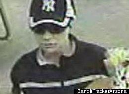 Baseball Babe Bank Robber On The Loose