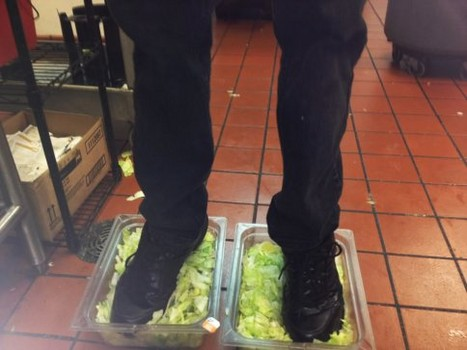 Burger King Lettuce Stunt Gets Three Employees Canned