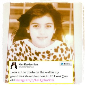 kim kardashian: Boy Who Took Her Virginity Was MJ's Newphew: Book