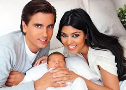 Kourtney Kardashian To Have Baby Girl