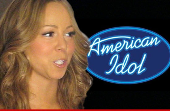 Mariah Carey Joins American Idol As New Judge