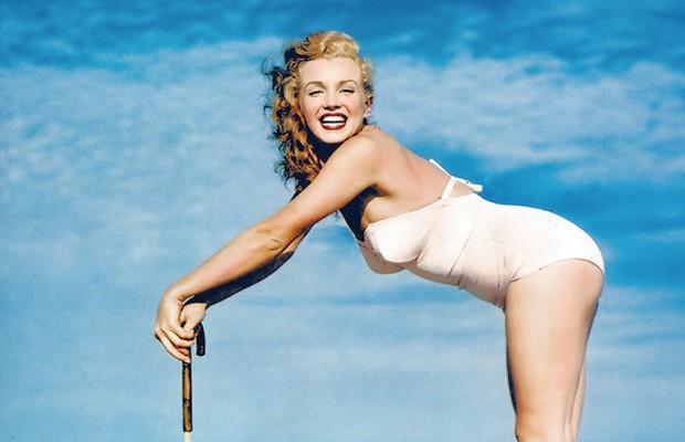 Marilyn Monroe  Had Lesbian Affair Claims New Book
