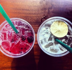 Starbucks Free Drink: Refresher Today From Noon to 3 p.m.