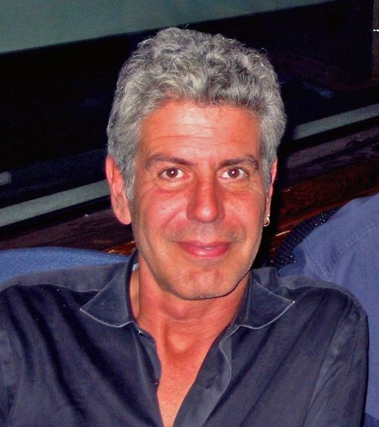 Anthony Bourdain Loves His KFC And  Mac 'n' Cheese