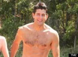 The paul ryan shirtless pity
