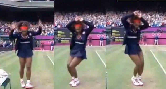 Crip Walk Dance Draws Criticism to Tennis Star