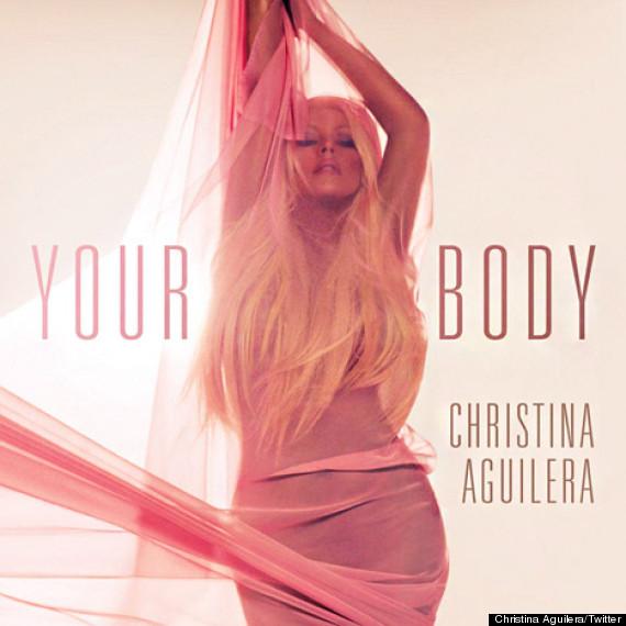 """Christina Aguilera Cover Reveals A Sexy """"Curvier"""" Singer"""