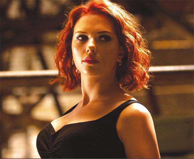 Scarlett Johansson To Earn $20 Million For Avengers 2