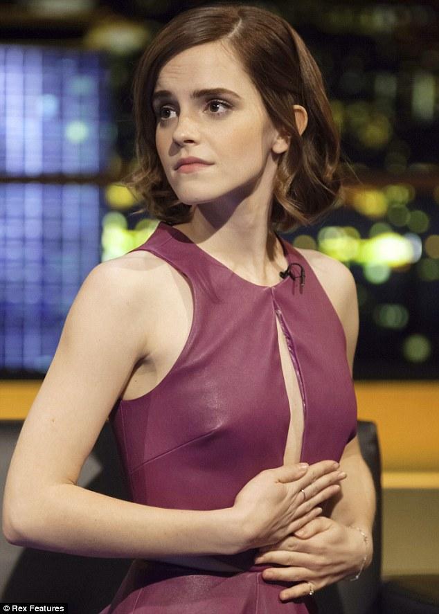 Emma Watson silence