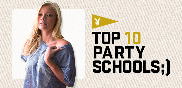 Playboy's Top Part Schools Ranked In New List