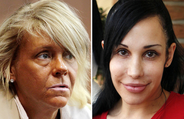 Tanning Mom, Vrs Octomom In Celeb Boxing Match: Who's Your Pick?