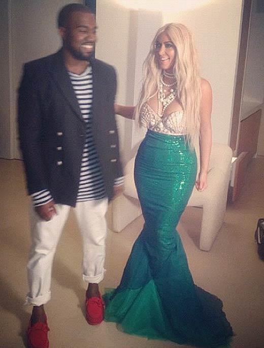 Kim Kardashian's Halloween Costume Makes A Splash