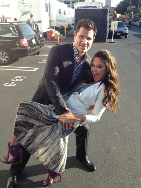 Vanessa Lachey Shows Off Svelte Figure Following New Baby