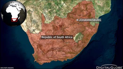Seven Robbers Shot Dead in South Africa Coin Cash Compound