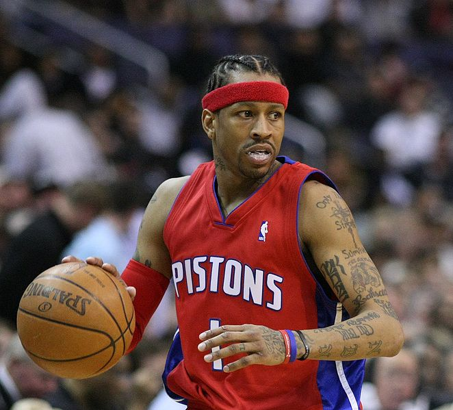 Allen Iverson Foreclosure Lawsuit Is Familiar Territory For Former NBA Star