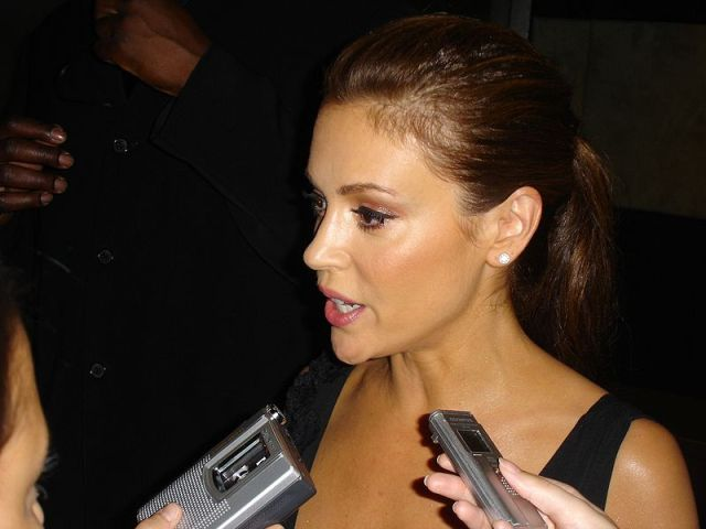 Alyssa Milano Turns 40: Has Huge Star Studded Shindig To Celebrate