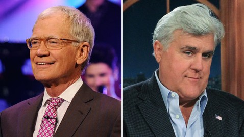Leno Called 'Most Insecure' Ever By Rival Letterman