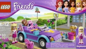 Toys Get Sex Change:  Girls Get Their Own LEGO