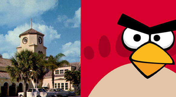 Florida Church Looks Like Angry Birds (PHOTO)