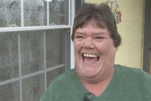 woman arrested over april fool's joke