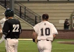 66-pitch perfect game: HS Senior Sets Record