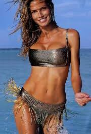 Heidi Klum Rescued Two Nannies From The Ocean