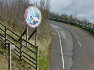 A 24-year-old woman has died after she was attacked by a tiger inside an enclosure at a zoo in Cumbria.