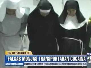 Fake Nuns Busted For Cocaine Possession, Trafficking