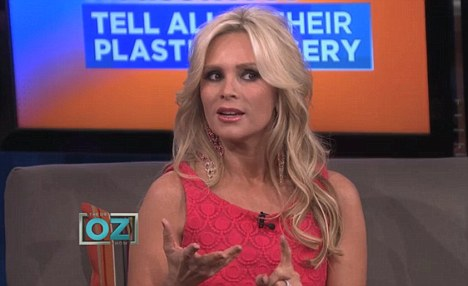 Plastic Surgery Regrets Tamra Barney Double-D Size Implants Removed After Cervical Cancer Diagnoses