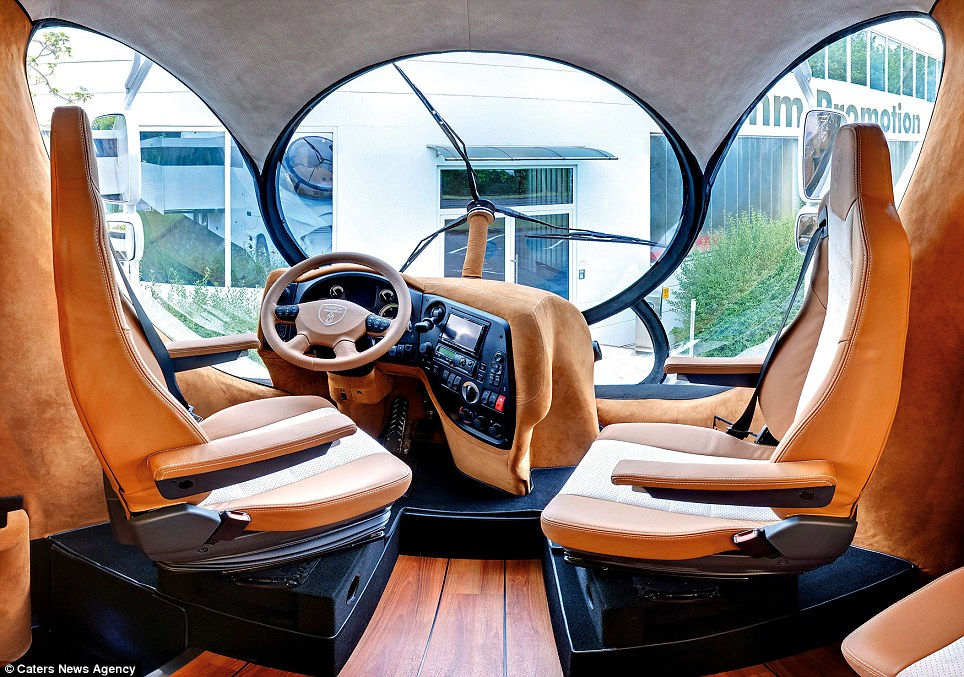 World's most expensive caravan goes on sale 2