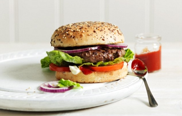 250,000 beef burger London