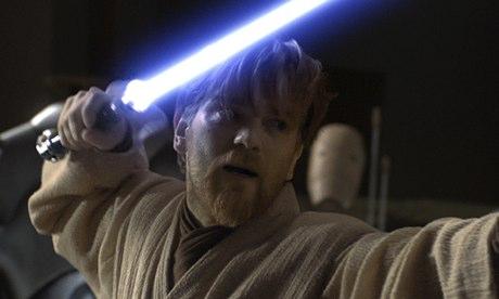 star wars lightsaber invented