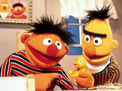 'Sesame Street' trivia: bert ernie named after cab driver cop wonderful life