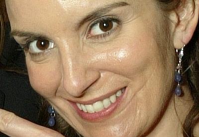 scar Facial tina fey