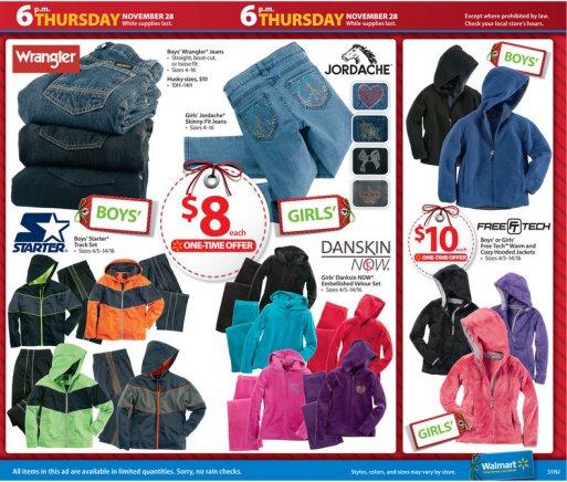 Walmart Black Friday Deals:  See Entire 2013 Black Friday Flyer