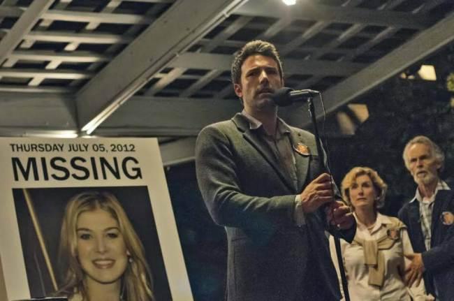 gone girl sneak peek: See Ben Affleck As  Nick Dunn
