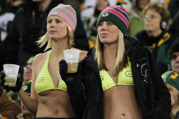 packers fans free coffee