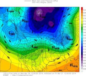 spring noreaster