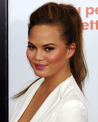 David Shankbone - Own work Christine Teigen at the 2012 premiere of What to Expect When You're Expecting in New York
