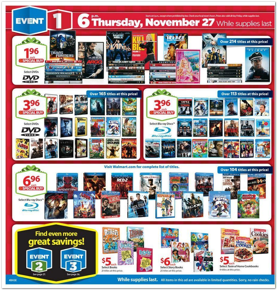walmart black friday flyer 4