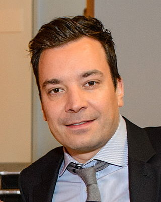 """Jimmy Fallon at """"Jimmy Fallon in Conversation with Stephen Colbert"""" organized by Montclair Film Festival"""