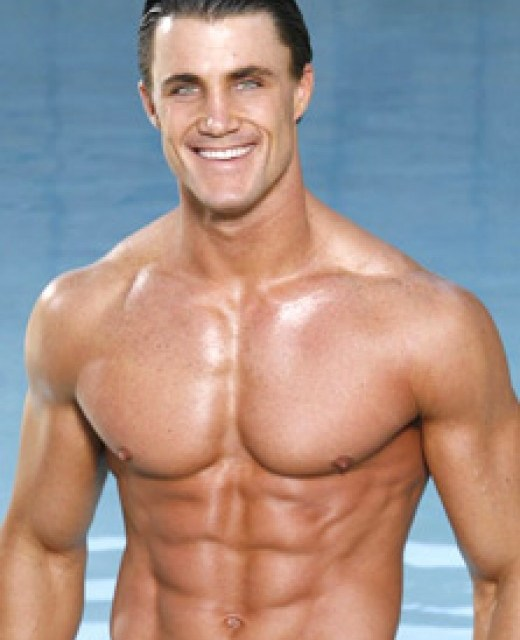 Greg Plitt killed:  Struck By Trail While Filming Ad