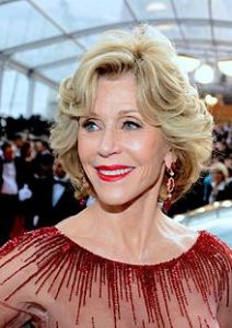 Jane Fonda at the Cannes Film Festival Georges Biard