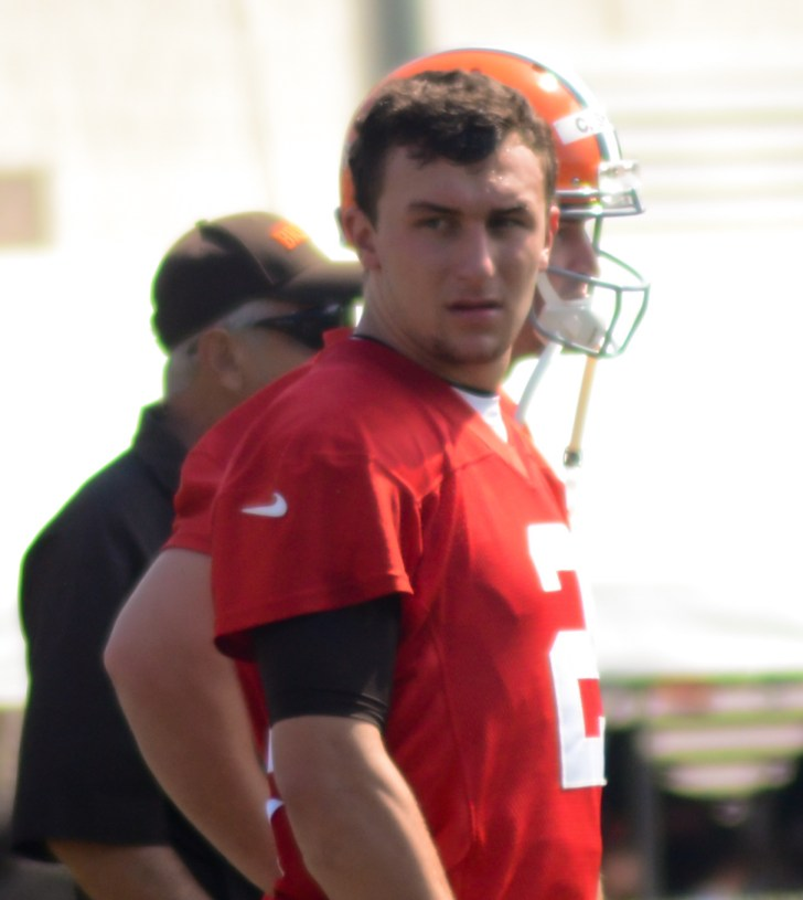 johnny manziel video