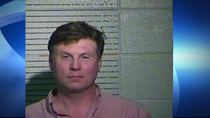 Kentucky Senator Brandon Smith booking photo