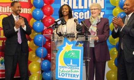 North Carolina Woman Powerball:  Single Mom Of 4 Wins $188M In Powerball Draw