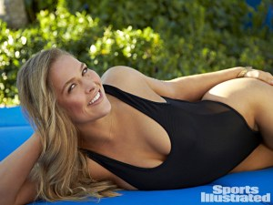 Ronda Rousey Offers Congrats To Holly Holm