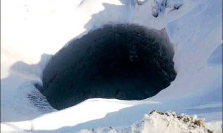 Siberia Craters:  Craters More Widespread Than Previously Thought